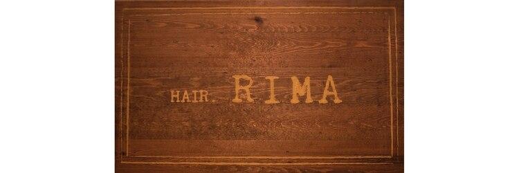 リマ(RIMA)のサロンヘッダー