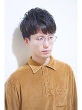 ミシカ(MICHICA)黒髪マッシュ