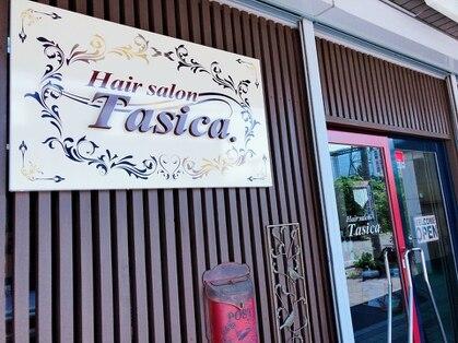 ヘアーサロンタシカ(Hair saron Tasica.)の写真