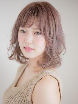 ミントヘアリゾート(MINT hair resort)の写真/[イルミナカラー+カット ¥7000]話題のイルミナカラーでトレンドを取り入れた透明感溢れるカラーを叶える◎