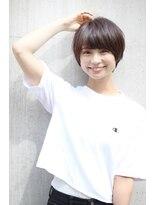 アンアミ オモテサンドウ(Un ami omotesando)【Un ami】《増永剛大》  王道かわいい、小顔マッシュショート