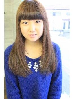 ピッタパット(PIT A PAT)の写真/【志染駅3分】女性らしい艶髪で美人度UP☆綺麗な髪がスタイルとあなたの魅力をさらに輝かせてくれます◎