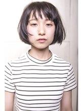 ヘアーサロン ビコ(hair salon bico)【アッシュボブ】