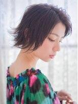 オジコ(ojiko)☆月曜営業☆【ojiko.】大人可愛いゆるふわ外はねショート