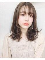 リコ(riko)ひし形シルエット×ベージュ系カラー【立野克弥】