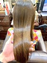 キャラ 池袋本店(CHARA)毛髪形状ケアトリートメントであなたも美髪【CHARA池袋/貴也】*
