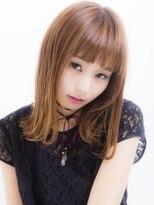 ログヘアー 大塚北口店(L.O.G hair)愛されMedium style【大塚/池袋/新大塚】
