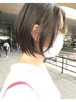 モッズヘア 仙台PARCO店(mod's hair)【奥山】重めボブにあきた方へオススメのボブ★
