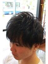 ディスパッチヘアー 甲子園店(DISPATCH HAIR)柔らかショートスタイル