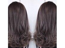 ヘアープロデュース フラックス(HAIR PRODUCE flux)の雰囲気(髪を大事するサロンならではの仕上がり!カラーしてもこの艶髪!)