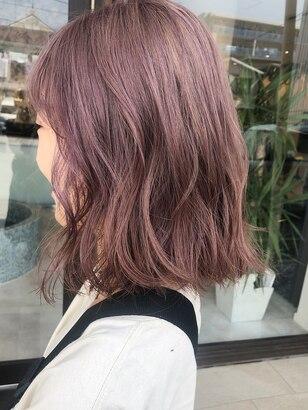 2020年春 ストレートパーマ 縮毛矯正の髪型 ヘアアレンジ 東海