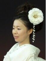 和装の花嫁画像