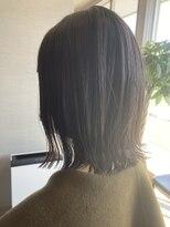 コレットヘア(Colette hair)◎ぷっつり切りっぱなし×外ハネ◎