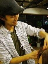 ゲート ヘアー(GATE hair)榛葉 研二
