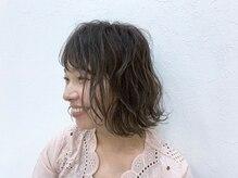リノヘアー(lino hair)の雰囲気(YUMEシャン導入店。ヘッドスパで頭皮ケアが充実したサロン。)