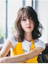 アーツ 町田店(Hair&Make arts)フワハネ×ミディアム