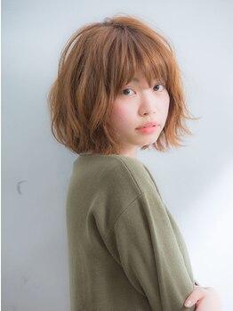 ウィービーパセリ(webeparsley by Johji Group)の写真/おしゃれの幅が広がるmenuで大人可愛い Styleへ―。【スチ-ムハホニコトリ-トメント+カット+カラ-¥7980】