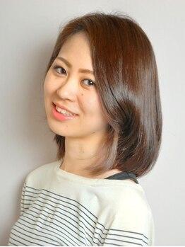 ヘアメイク エクルール(HairMake equroole)の写真/【駅徒歩30秒】モチの良さ&再現性を重視!丁寧なカウンセリングで髪質やクセを見極め理想の美フォルムへ♪