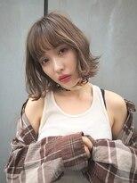 ヘアサロンエムピーズ イケブクロ(HAIR SALON M P's 池袋)sweet☆アゴラインボブ