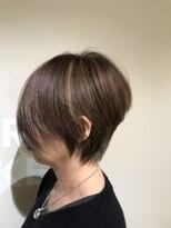 ビスヘアアンドメイク(BIS hair&make)ショート