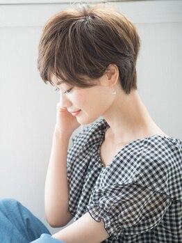 ワンハートイズム(One Heart ism)の写真/経験豊富なスタイリストが360度どこから見てもキマるスタイルをご提供!あなたの髪のお悩み解決サロン♪