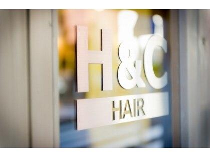 エイチアンドシーヘア(H&C HAIR)の写真