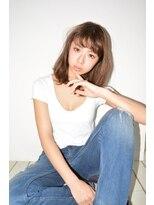 【baLon.tz】ヘルシーな女性をイメージ