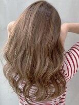 ソース ヘア アトリエ(Source hair atelier)【SOURCE】ミルクティーベージュ