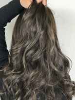 フレア ヘア サロン(FLEAR hair salon)アッシュカラー