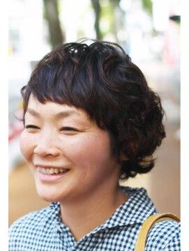 ココアール けやき通り(COCO.R)☆伸ばしかけはカールスタイル☆
