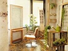 『iima』カフェのような空間で、くつろぎの時間を♪