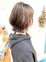 モッズヘア 仙台PARCO店(mod's hair)【奥山】ミディアムウルフ★