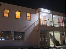 ソル ヘアーデザイン(SOL HAIR DESIGN)の雰囲気(外観、駐車場も2台あります)