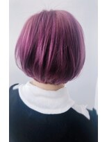 【ROSE】HAIR COLOR STYLE #97