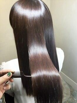 ピコセコンド(PICO SECOND)の写真/美髪を育てませんか?健康な髪を求めている方必見◎スキンケア発想のトリートメントで髪のお悩み解決☆