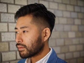 レベル(REVEL)の写真/お客様のライフスタイルに合わせた髪型をご提案!会社などルールのある環境にも対応したスタイルに♪