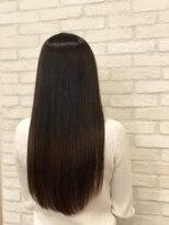 エノワ ヘアラウンジ 浦和駅西口本店(enowa HAIR LOUNGE)[浦和駅/enowa]大人かわいいサラツヤロング