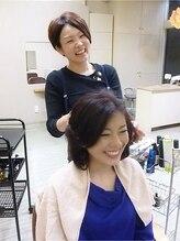 髪の質感・ダメージなどに合わせて、薬剤・技術をオーダーメイドで組み合わせるクリニカルパーマ☆