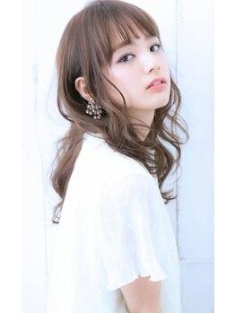 ヘアーメイクプレアー 飯塚店(HAIR MAKE PRAYER)の写真/再現性の高さが人気!《PRAYER》のデジタルパーマで作る女子力UPスタイル!イメチェンもご相談ください♪