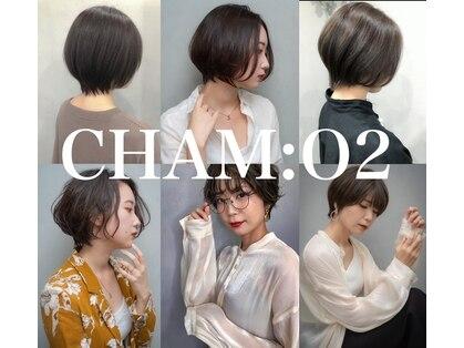 シャムオーツー(CHAM O2)の写真