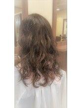 ヘアリベーテ(hair Liberte)モイストウェーブ