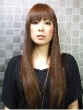ヘアサロン カミワザ 茗荷谷店(hair salon Kamiwaza)潤い縮毛矯正