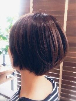 ニコ ヘアデザイン(nico hair design)の写真/お気に入りのスタイルがきっと見つかります◎もちが良いのでサロン帰りの髪を持続できる!