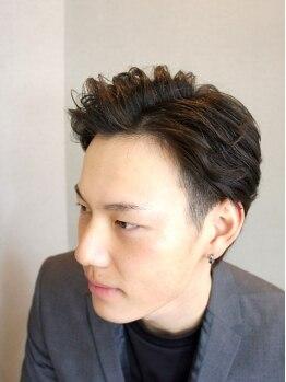 バーバーショップボヤージュ(BARBER SHOP VOYAGE)の写真/部活帰りも通える[平日夜21時まで]なりたい自分になれる!髪の悩みを魅力に変える高いデザイン性と技術力★