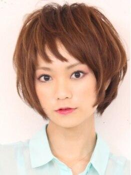 ヘアーラウンジ リアン(hair Lounge Rian)の写真/【カット+カラー¥5180】のお得なクーポンをご用意☆幅広い年齢層のお客様にご利用いただいてます♪