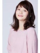 アイナ 銀座(Aina)【Aina銀座 伊藤彩】斜め前髪×おしゃれぱーまだ大人可愛く!