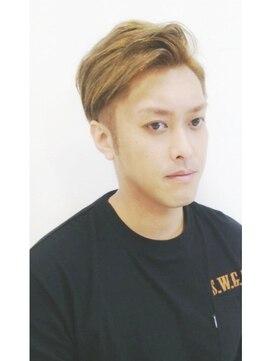 大賀 ヘアビューティ(Oga Hair beauty)メンズ★メッシュ★ツーブロック