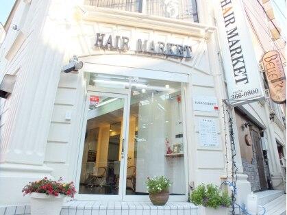 ヘアーマーケット(HAIR MARKET)の写真