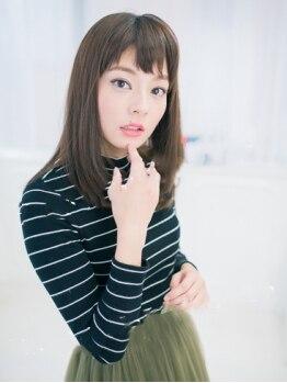 セイルズ(Sails)の写真/『カット+縮毛矯正¥8500』★クセでお悩みの方に!!3種類の薬剤から選定して仕上がりをより自然に―。