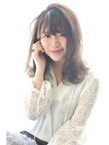 ヘアーサロン エール 原宿(hair salon ailes)(ailes原宿)style252 くびれミディ☆モテ感メルト